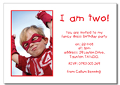 I am two invite - re