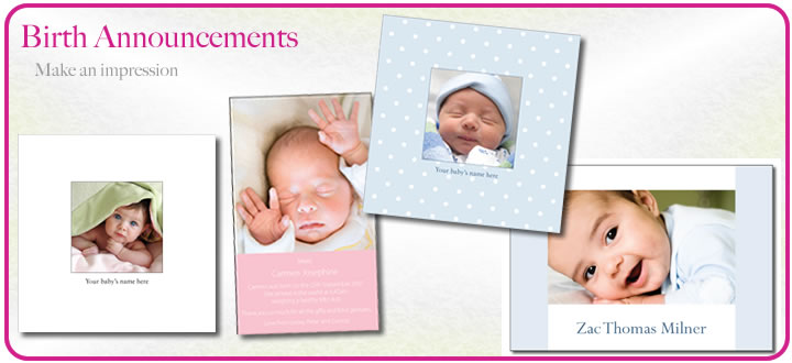 Birth Custom christmas photo card birth announcements online – Birth Announcements Uk
